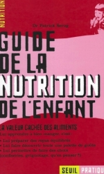 Guide de la nutrition e l'enfant